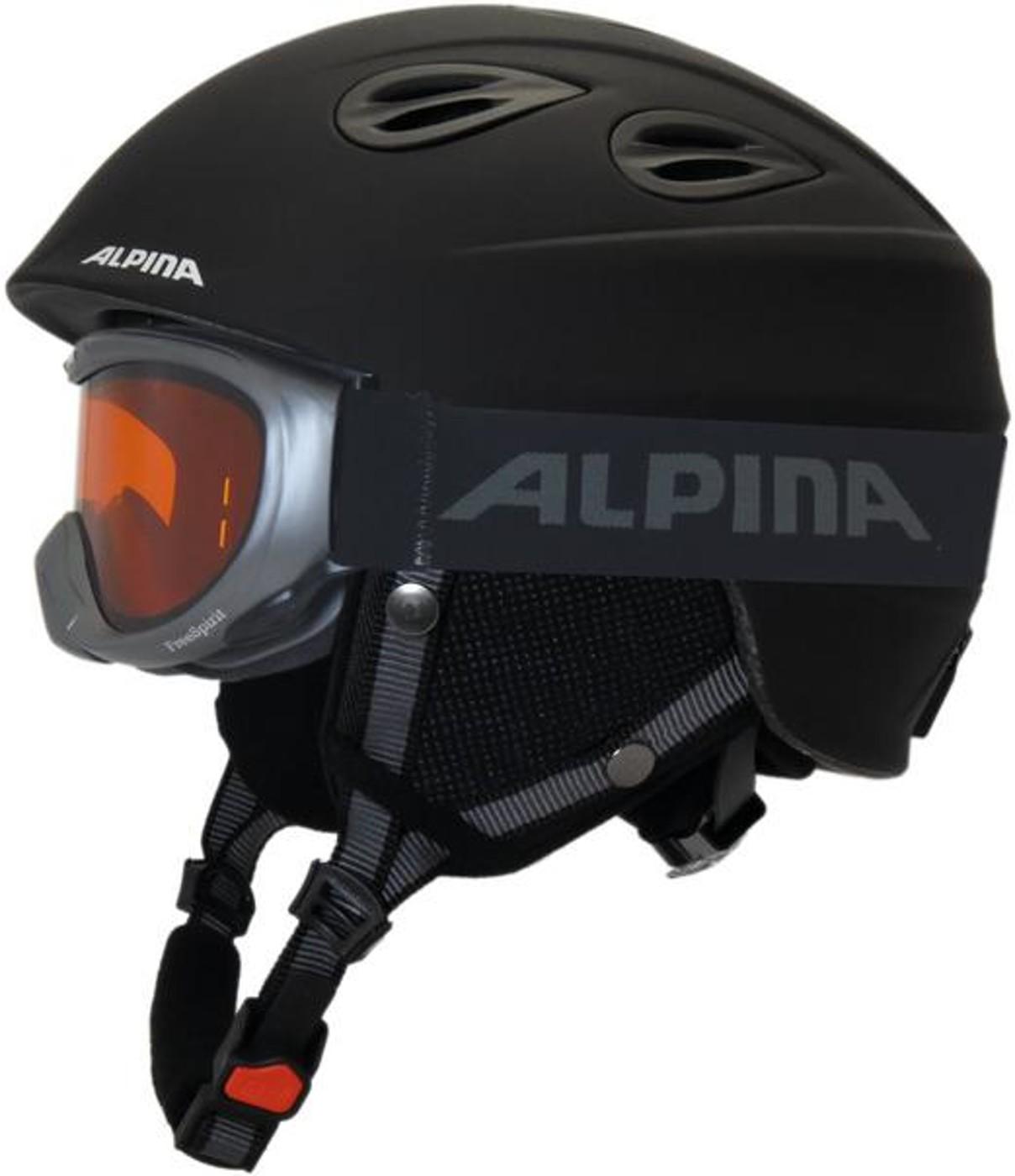 ALPINA Junta 2.0 Set black m. 57-61 (Freesp)