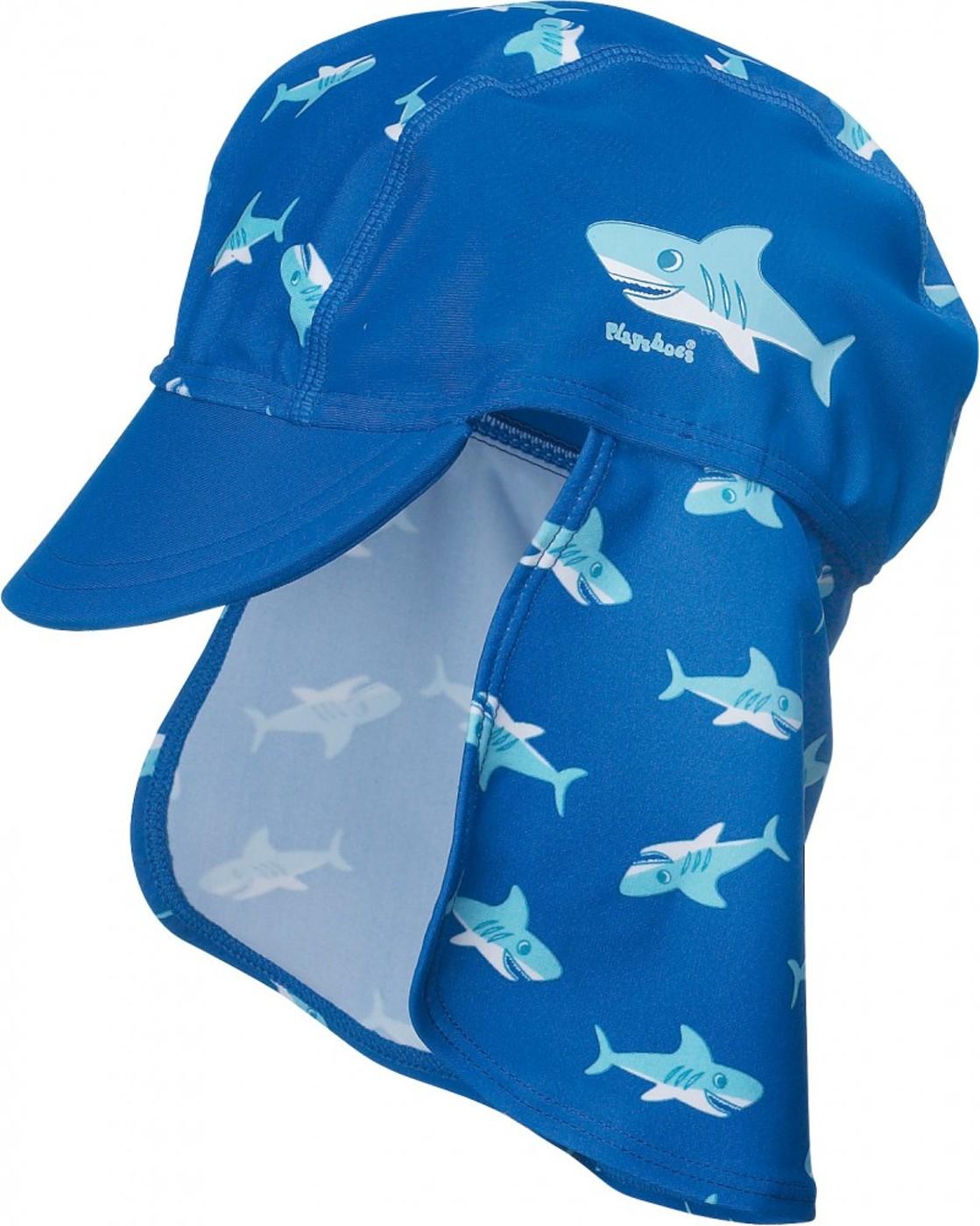 PLAYSHOES UV-Schutz Mütze Hai