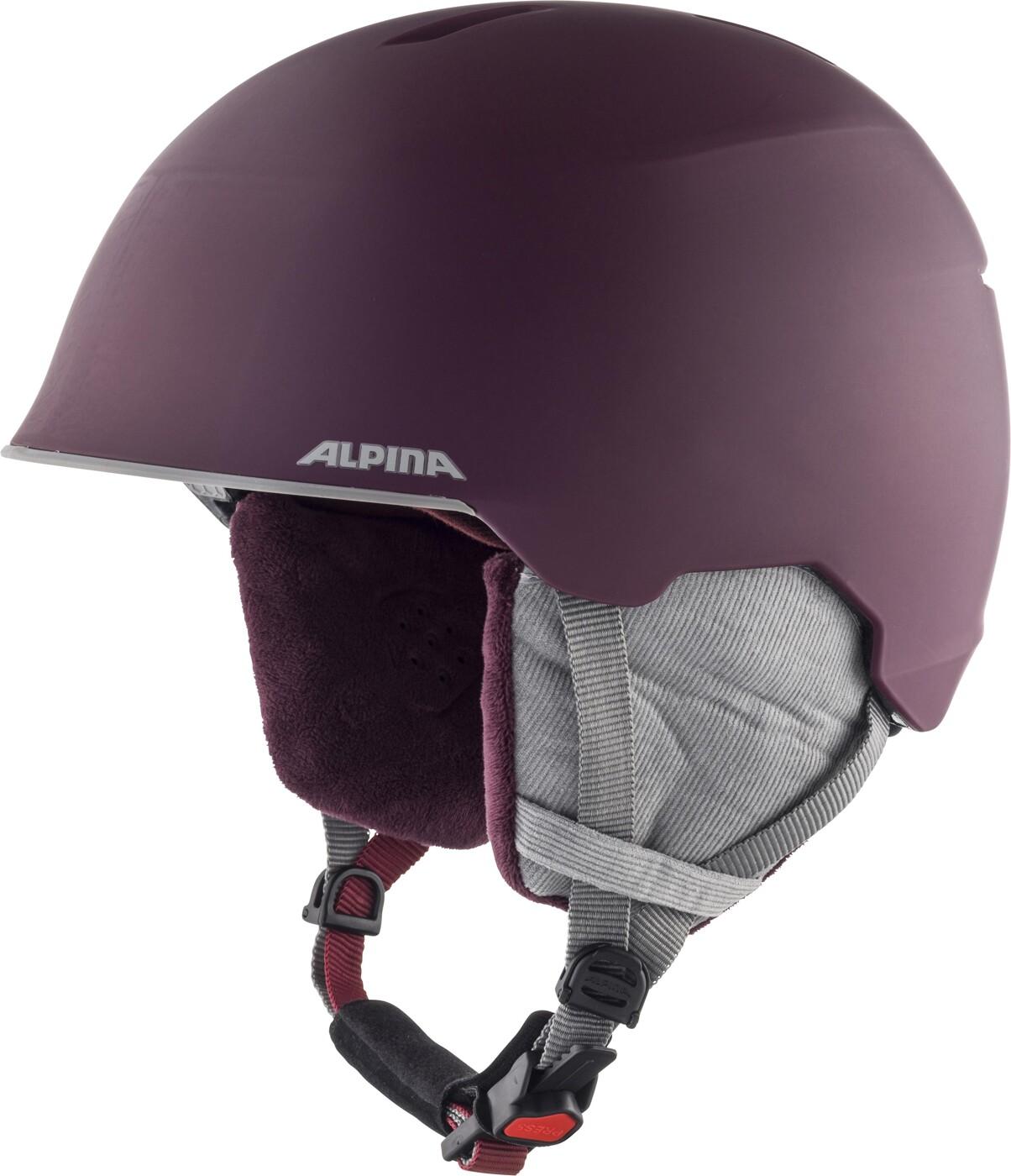 Alpina Maroi Jr. ink-grey matt 54-57