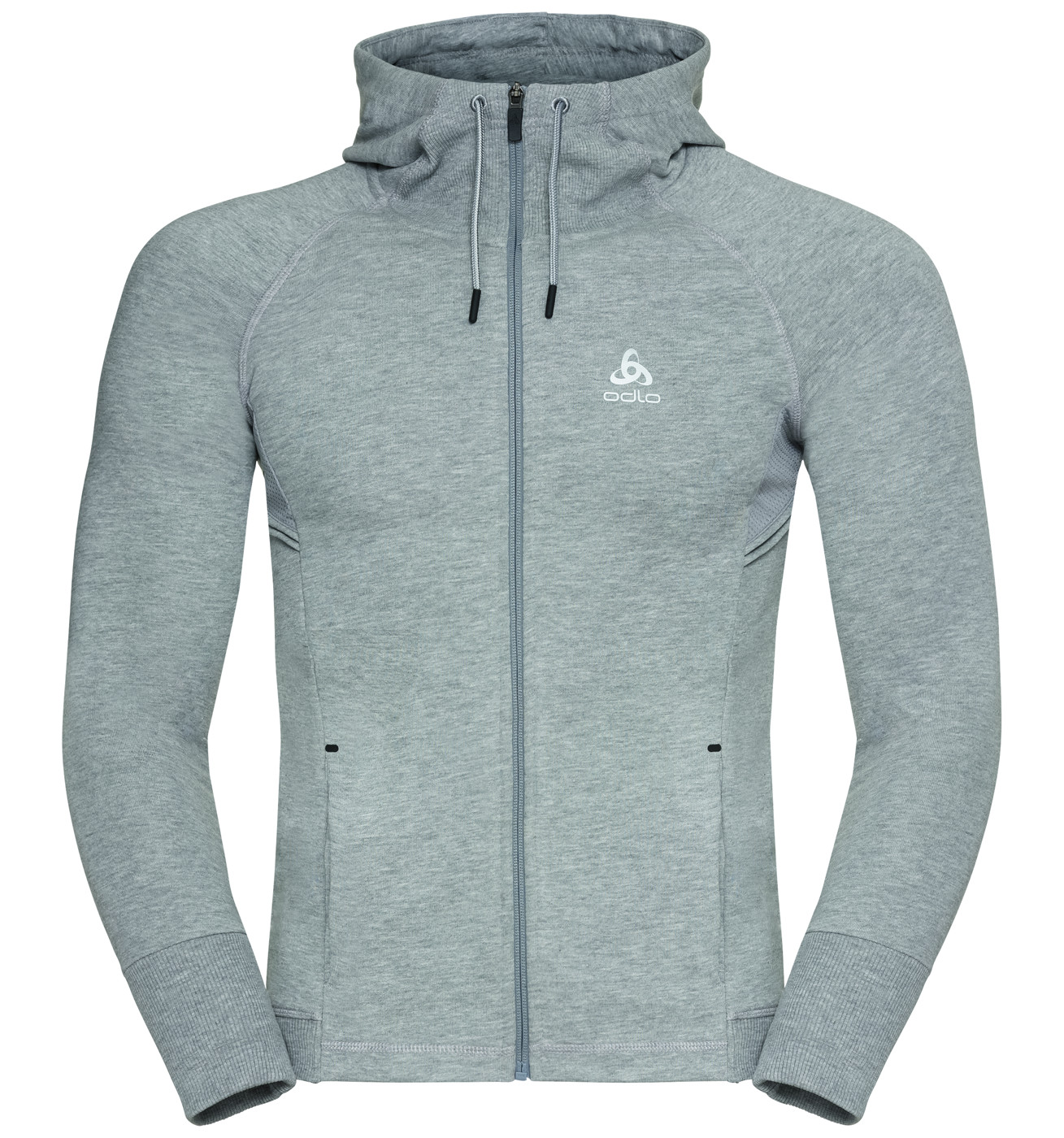 ODLO Hoody midlayer full zip TECHST - Damen
