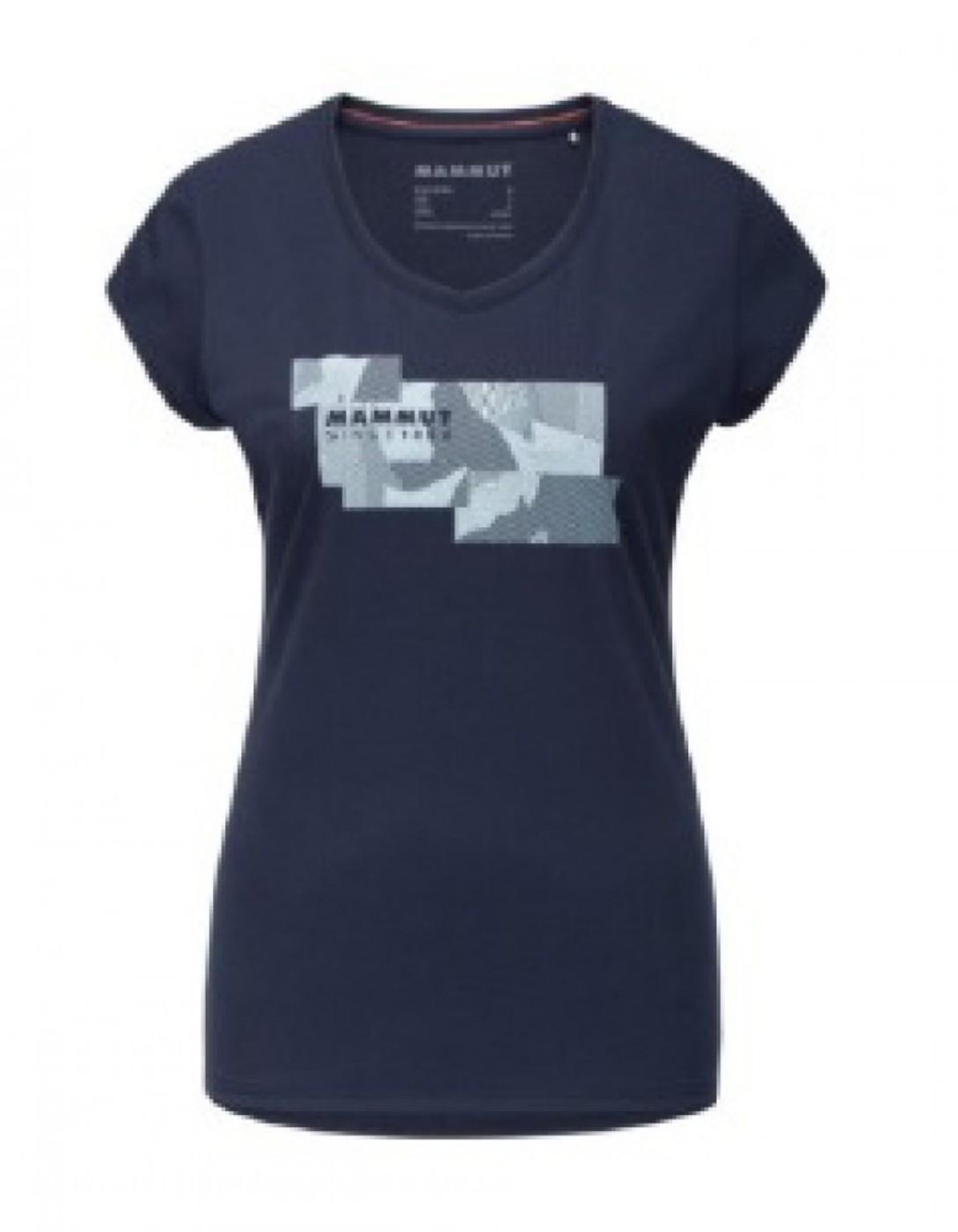 MAMMUT Trovat T-Shirt - Damen