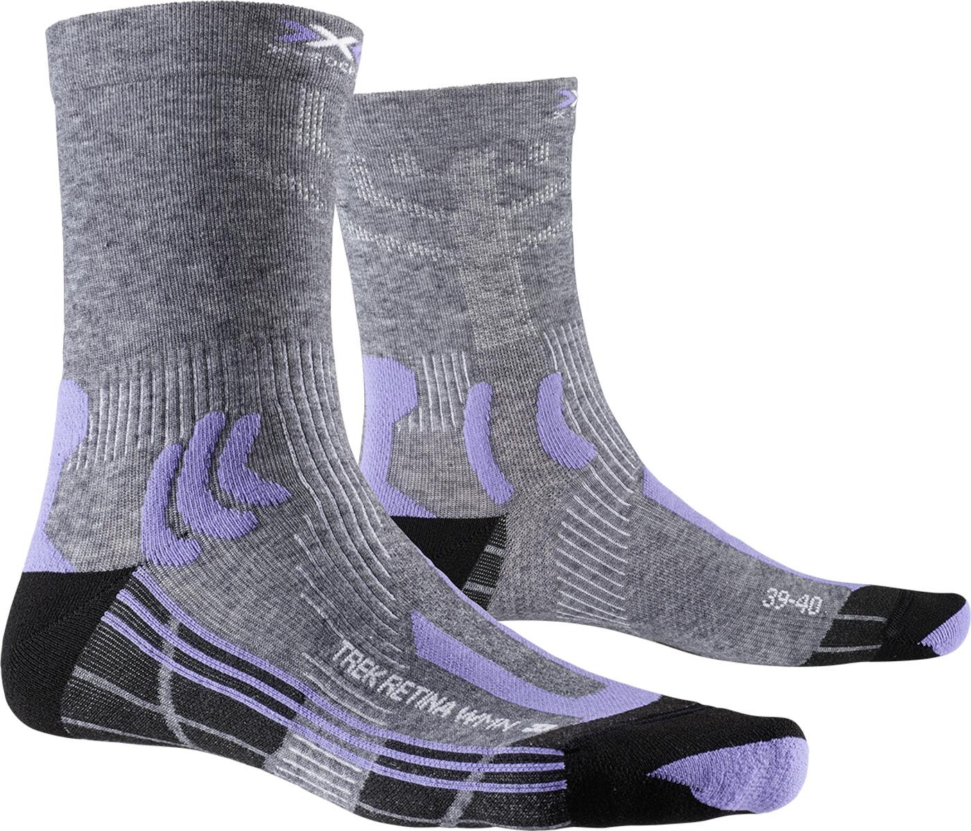 X-BIONIC TREK RETINA Socken - Damen