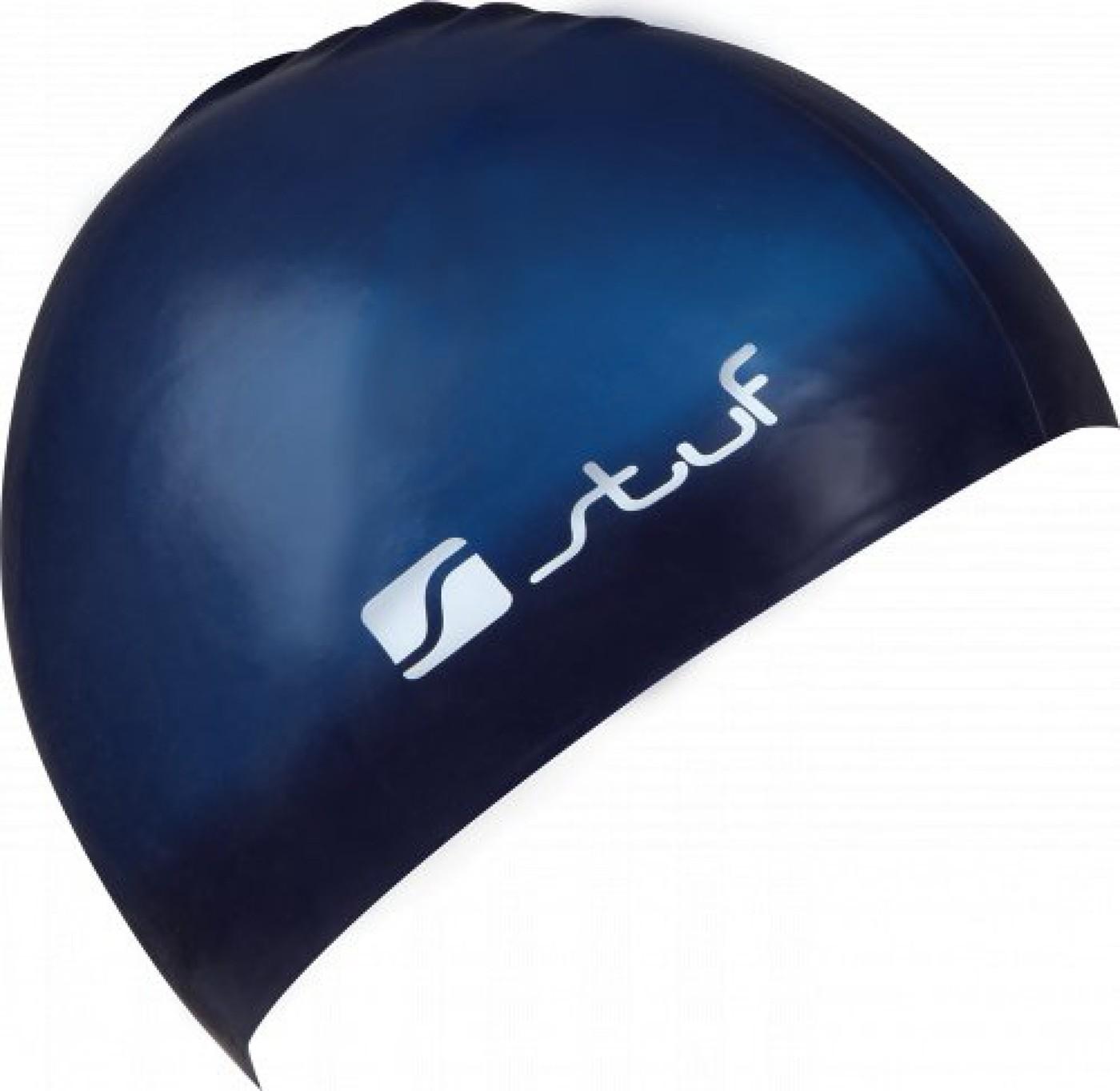 STUF SR. SILICONE SWIMMING CAP