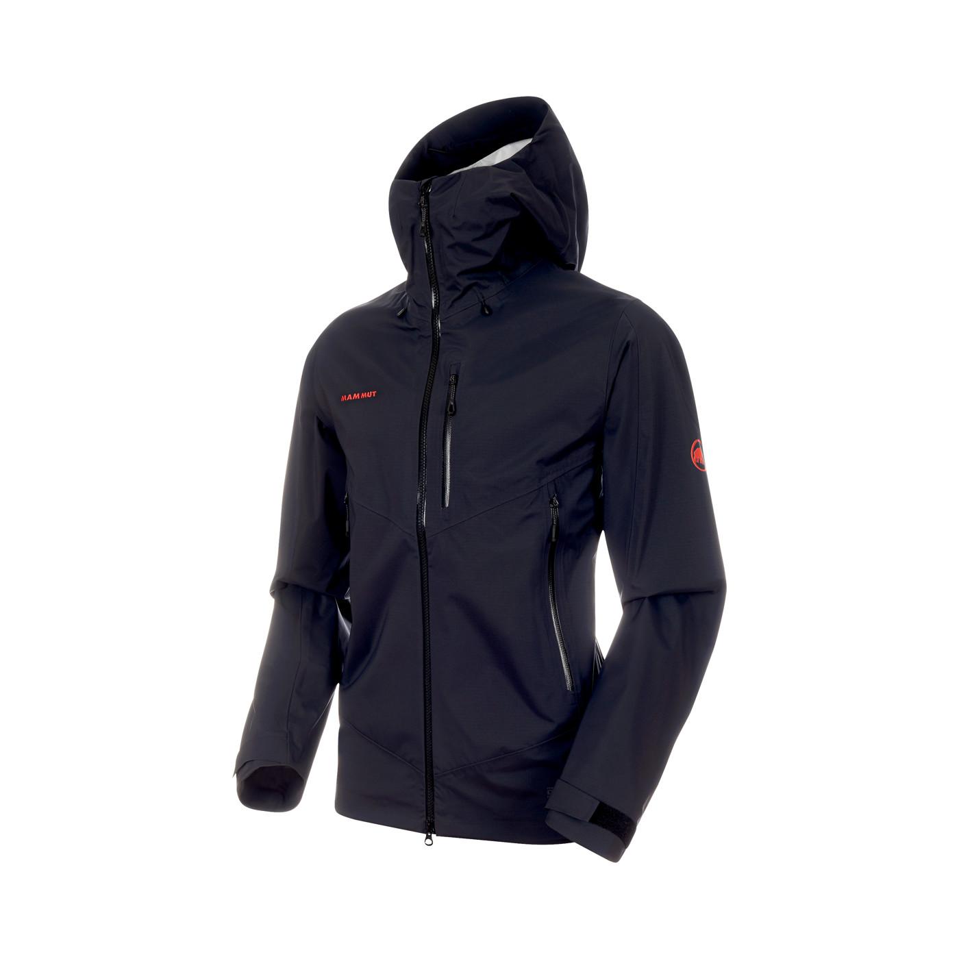 MAMMUT Kento HS Hooded Jacket - Herren