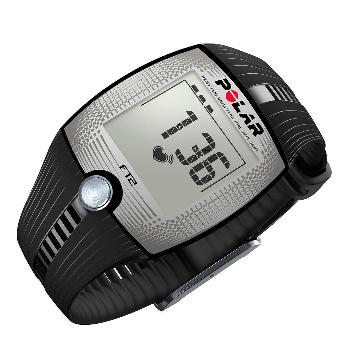 POLAR Fitnessuhr FT2 Black