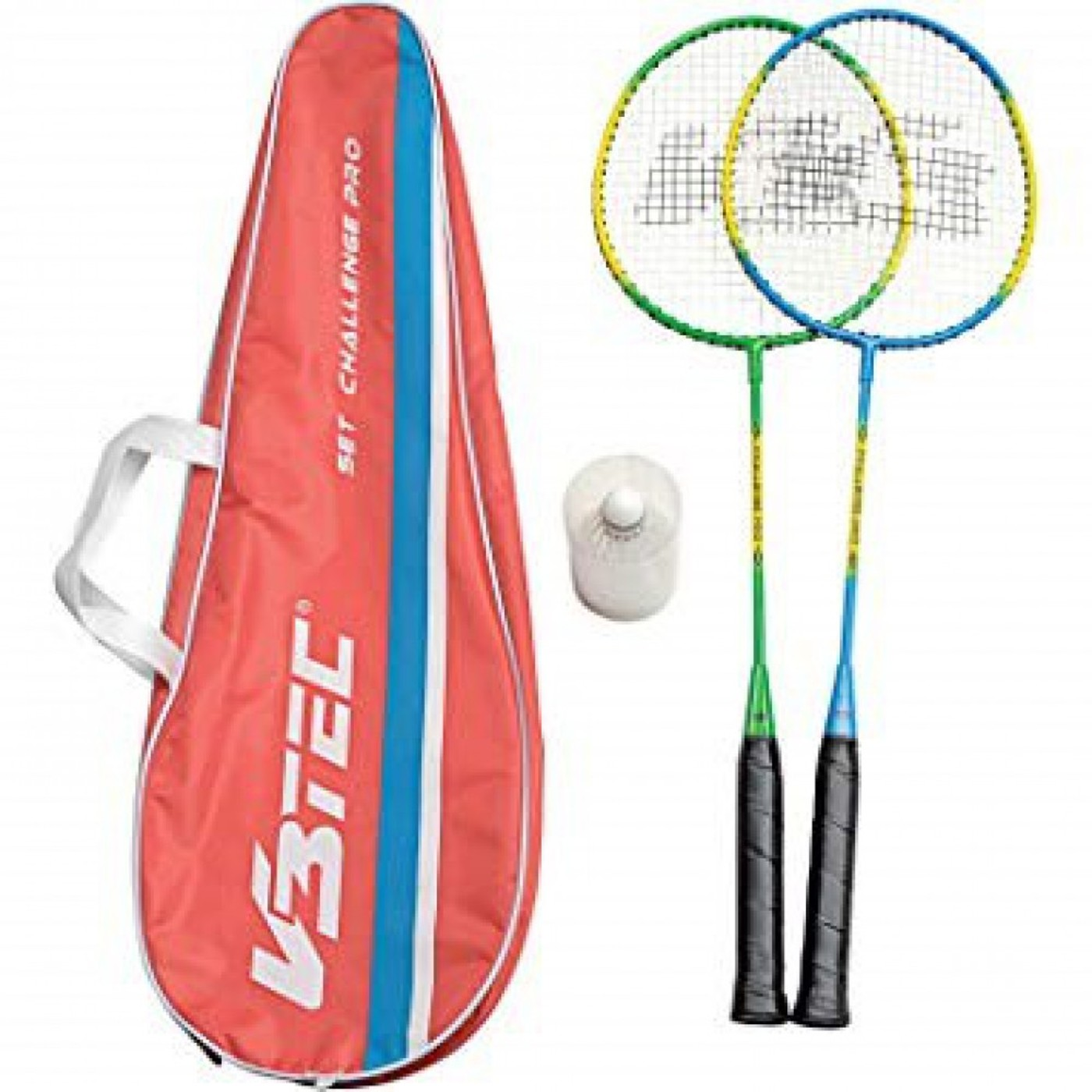 V3TEC Badmintonset CHALLENGE PRO
