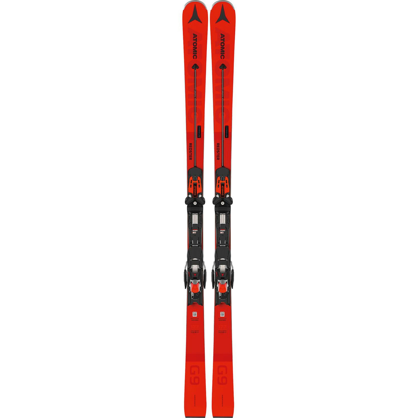 ATOMIC Ski REDSTER G9 + X 12 TL GW