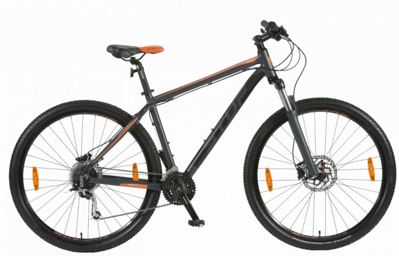 "STUF Mountainbike PRIME MR 9.5 29"""