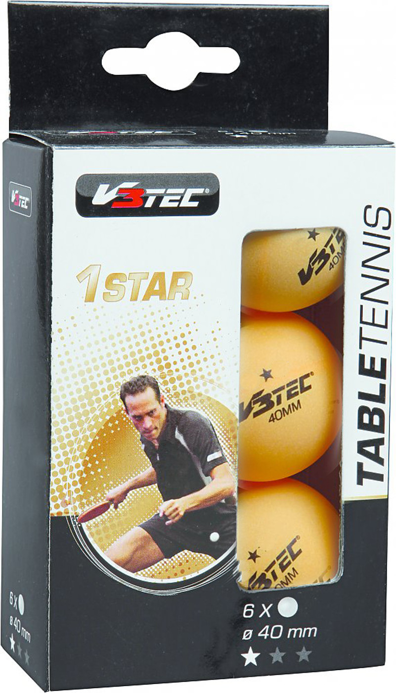 V3TEC 1 STAR TT BALL