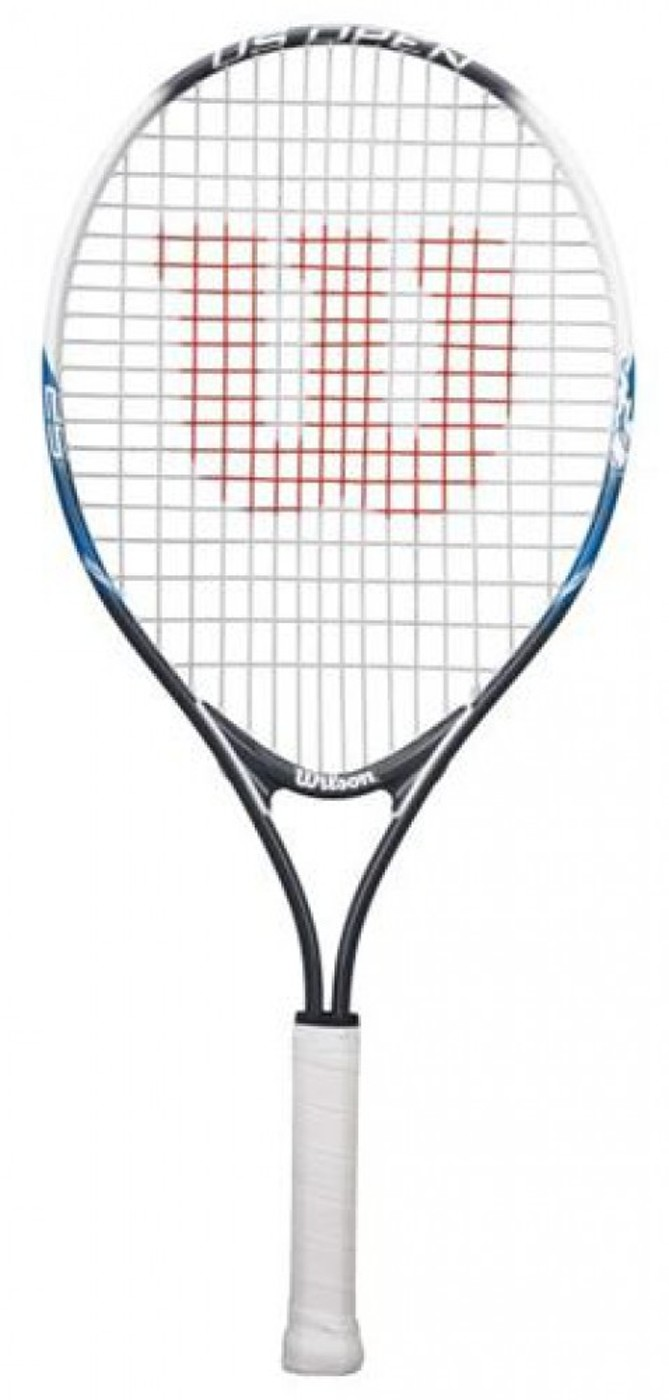 WILSON Tennis-Racket US OPEN 25