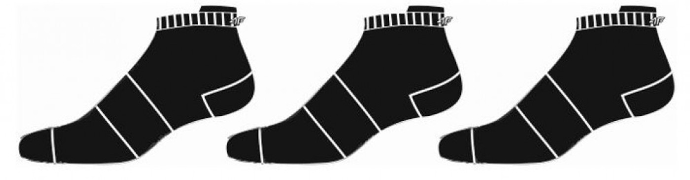4F Socken - Damen
