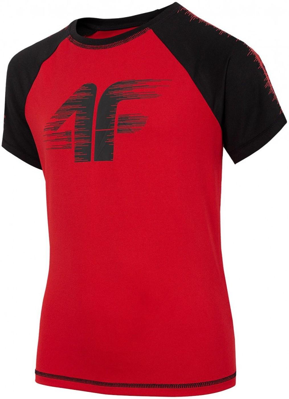 4F Boys T-Shirt Logo - Kinder