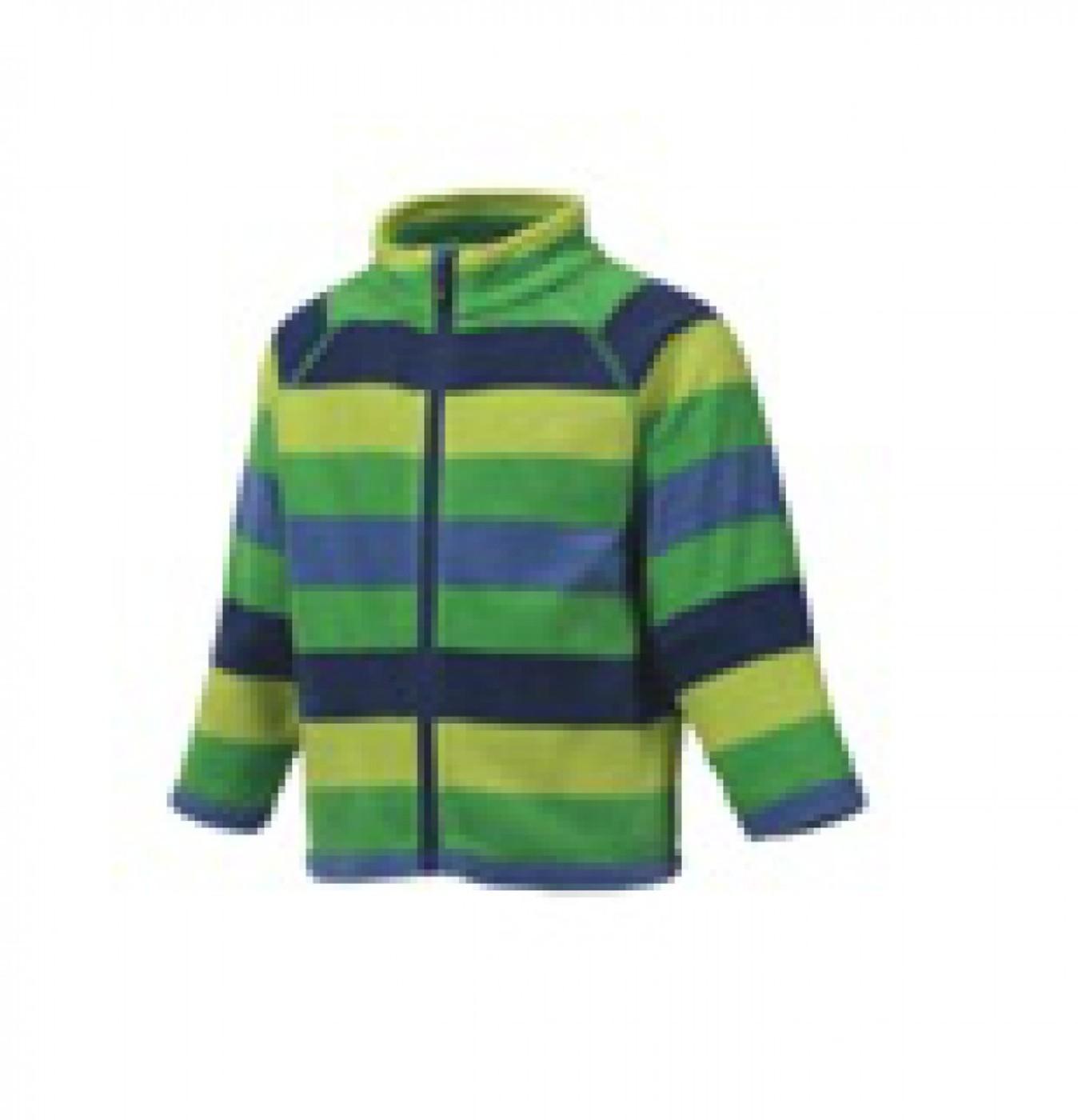 COLOR Nelido mini fleece AOP - Kinder