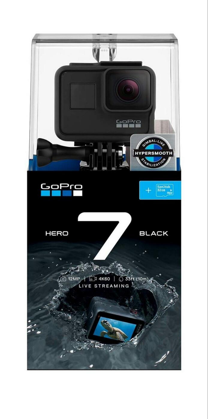 Kamera HERO 7 black  GoPro