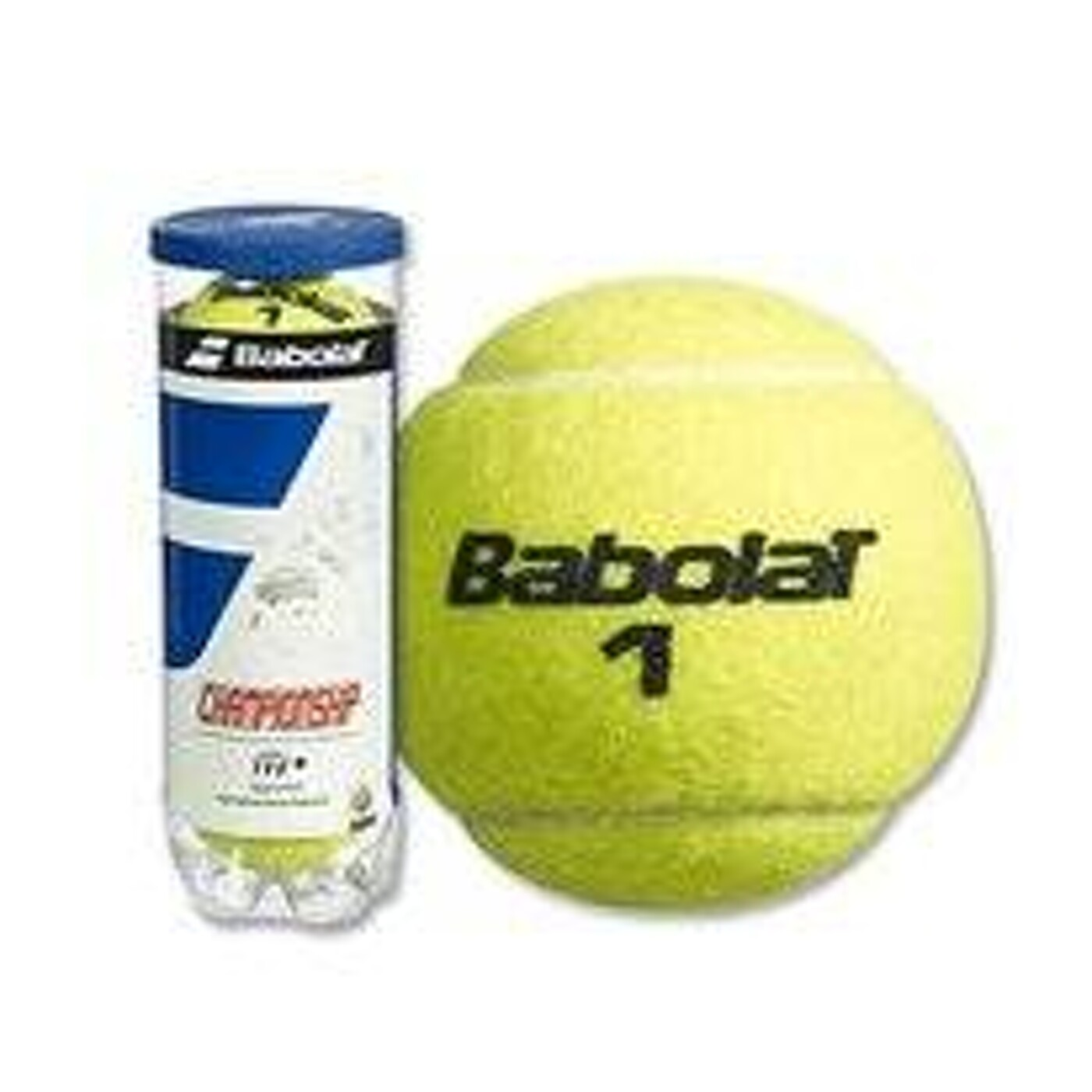 BABOLAT Tennisball CAMPIONSHIP X3 3er